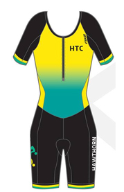 Women's Perform Sleeved Tri Suit